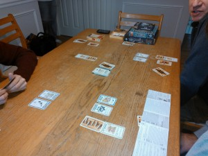 Quick, fun, time-killing cardgame, since I was running late.