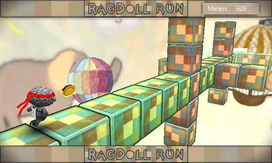 Run, ragdoll, run!