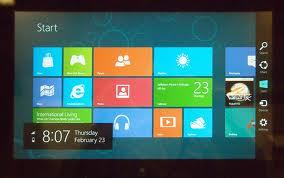 Windows 8 Snapshot